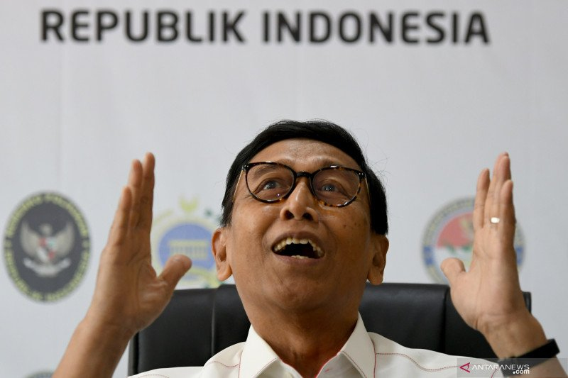 Sebelum balik ke Jakarta, Wiranto hendak ke Alun-Alun Menes