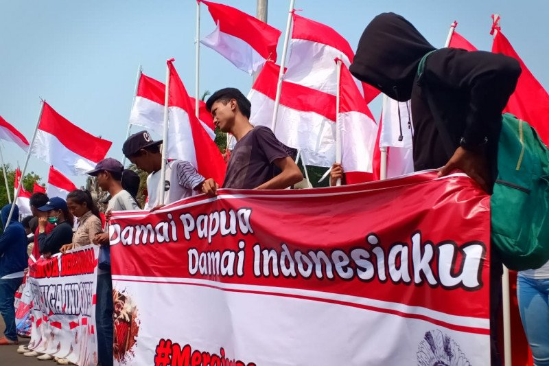 Warga Papua di Sulbar dijamin aman