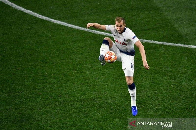Harry Kane kecewa dan heran hasil laga kontra Olympiacos
