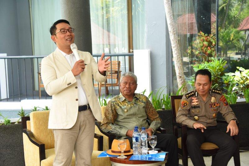 Sapa warga Sunda di Ternate, Ridwan Kamil berpesan ini