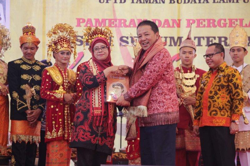 Pameran seni se-Sumatera resmi dibuka