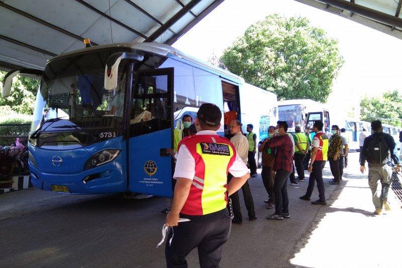 Tiga anggota jamaah haji Sultra mutasi di Kloter 25 Debarkasi Makassar