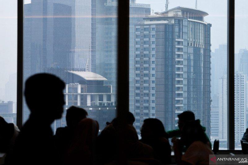 Jakarta peringkat ketiga kota besar terpolusi di dunia