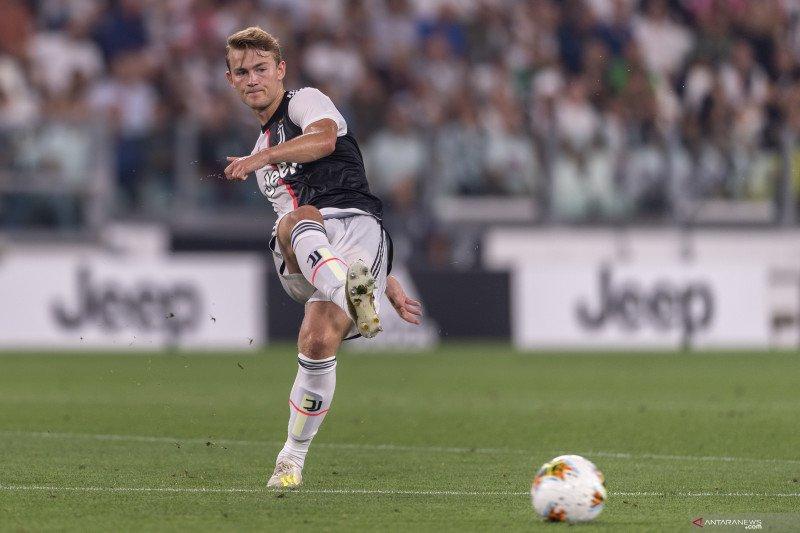 De Ligt absen dari Juventus selama tiga bulan kedepan