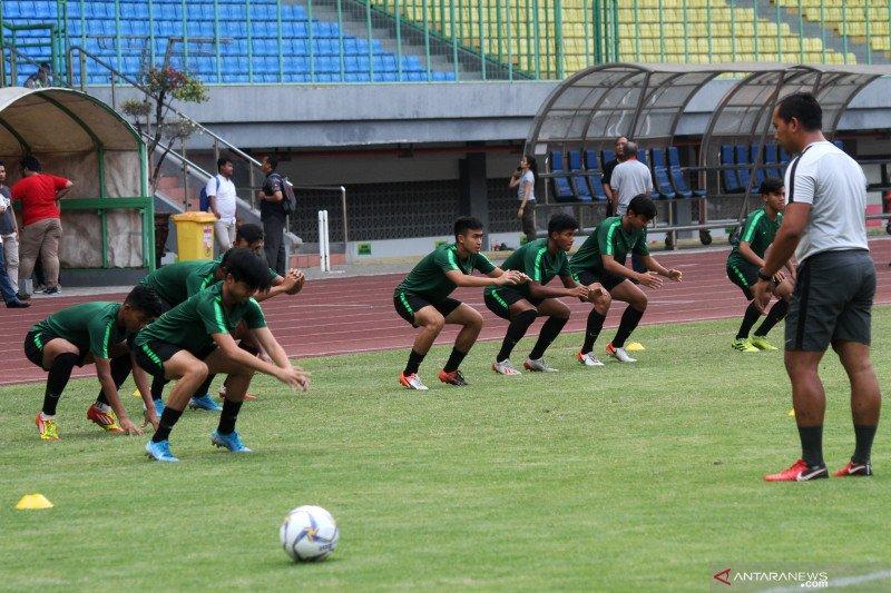 Timnas U-19 tanpa Bagus-Bagas di 'starting eleven' laga uji coba kontra Iran