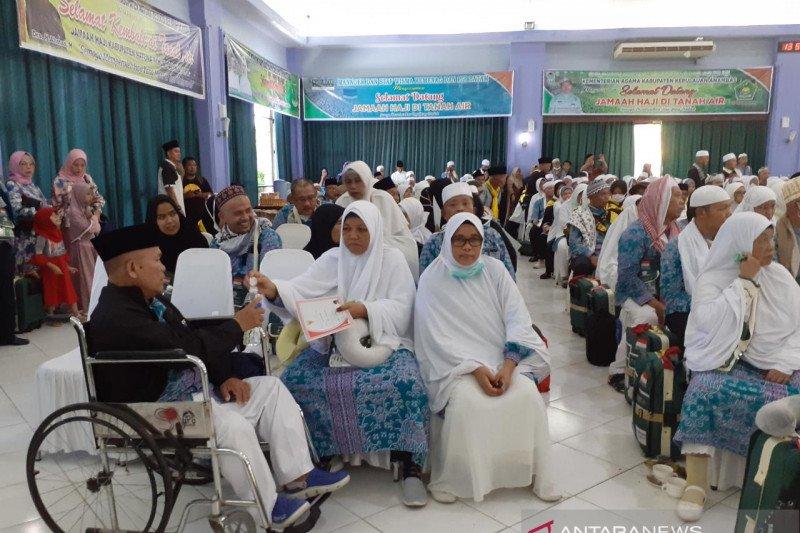 Haji - Sembilan jemaah haji Riau meninggal di Tanah Suci