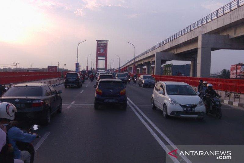 Enam ruas jalan Kota Palembang masuk proyek investasi pusat