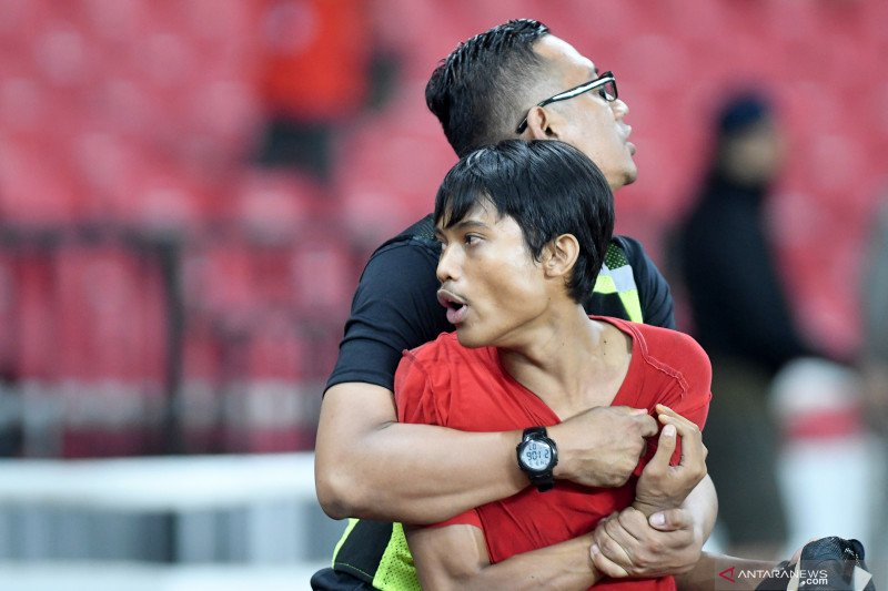 PSSI: pertandingan melawan Thailand optimistis tanpa rusuh