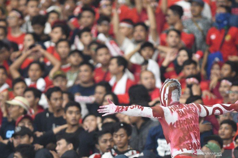Ricuhnya suporter di SUGBK pengaruhi pencalonan Indonesia sebagai tuan rumah Piala Dunia U-20