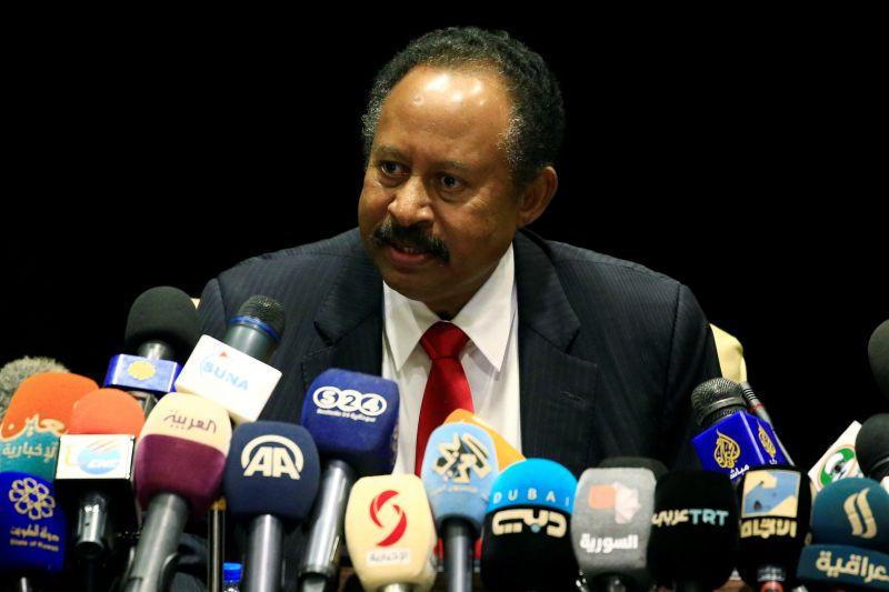 PM Sudan  Abdullah Hamdok selamat dari upaya pembunuhan