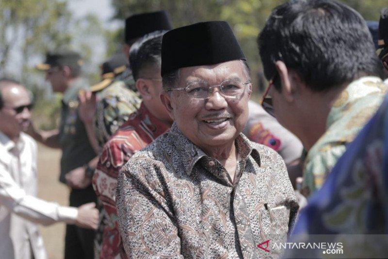 Wapres JK nilai perkembangan Islam di Indonesia cenderung moderat