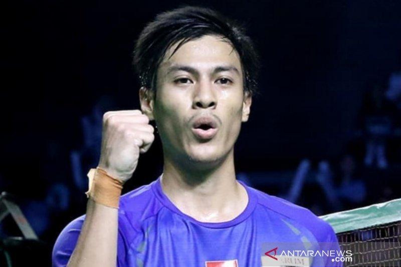 Empat wakil Indonesia bertumbangan di semifinal Chinese Taipei Open