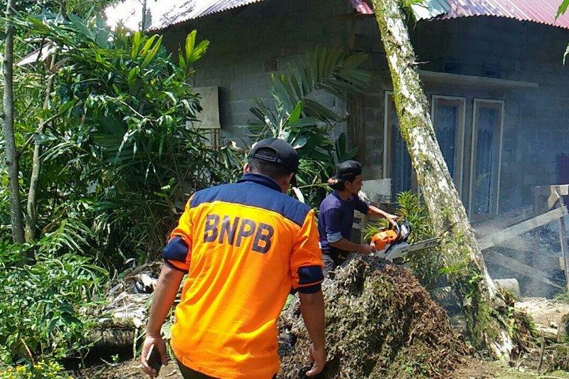 Di Solok Selatan 79 rumah warga rusak akibat disapu puting beliung