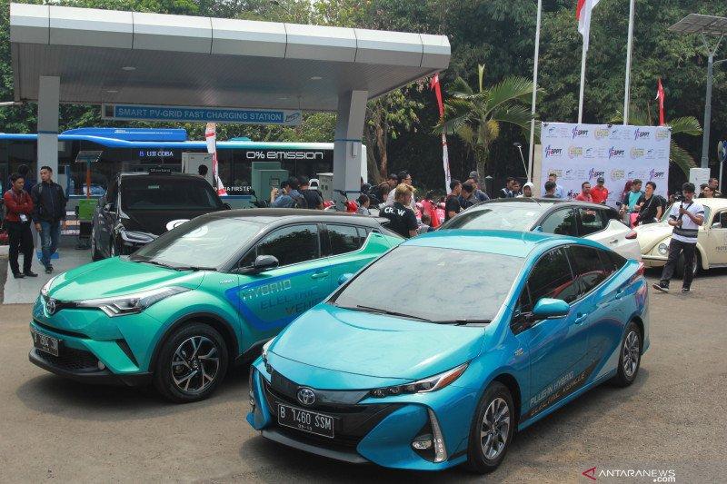 Kemenperin: Seluruh kementerian dan instansi sosialisasikan mobil listrik