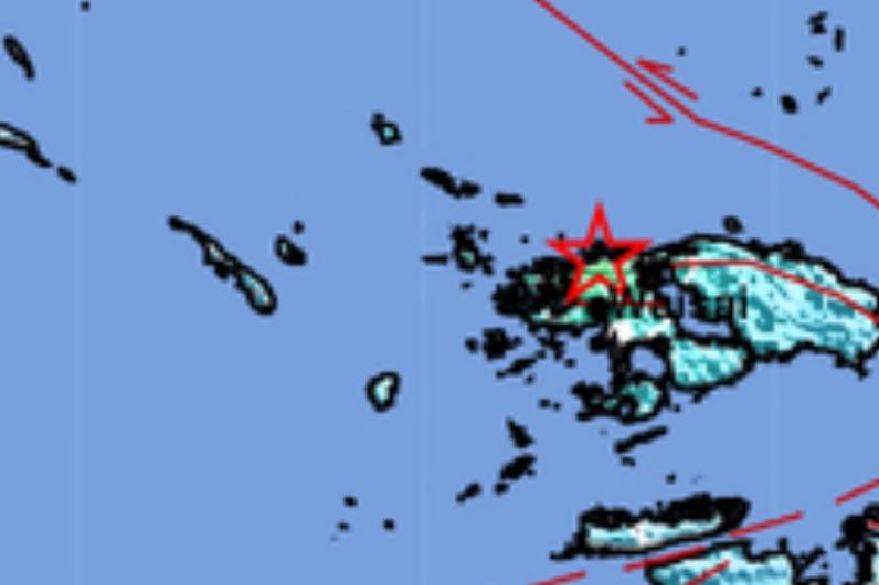 BMKG: terjadi 1.040 kali gempa bumi di Papua Barat sepanjang 2020