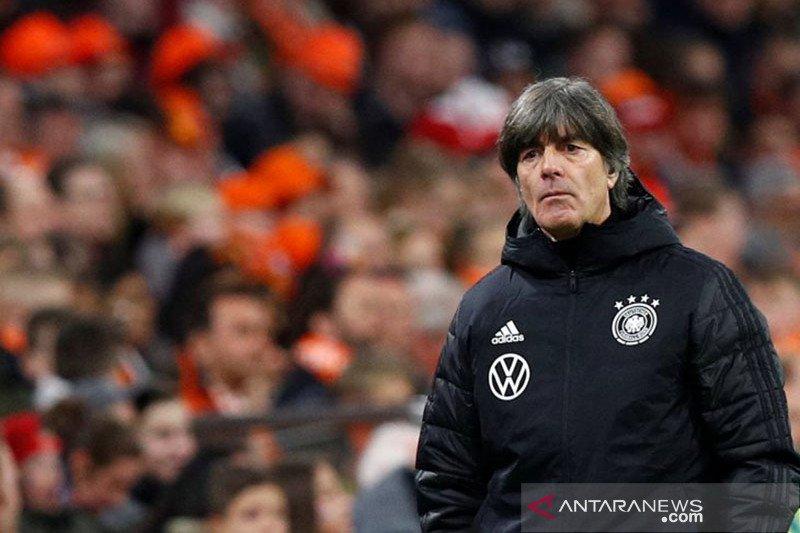 Jerman dituntut harus menang melawan Irlandia Utara