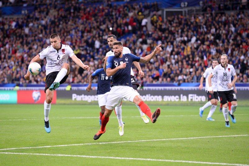 Kualifikasi Euro, tiga tim kuat menang besar