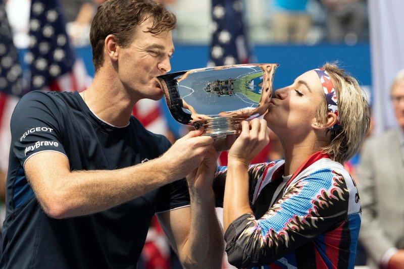 Mattek-Sands/Murray juara ganda campuran US Open
