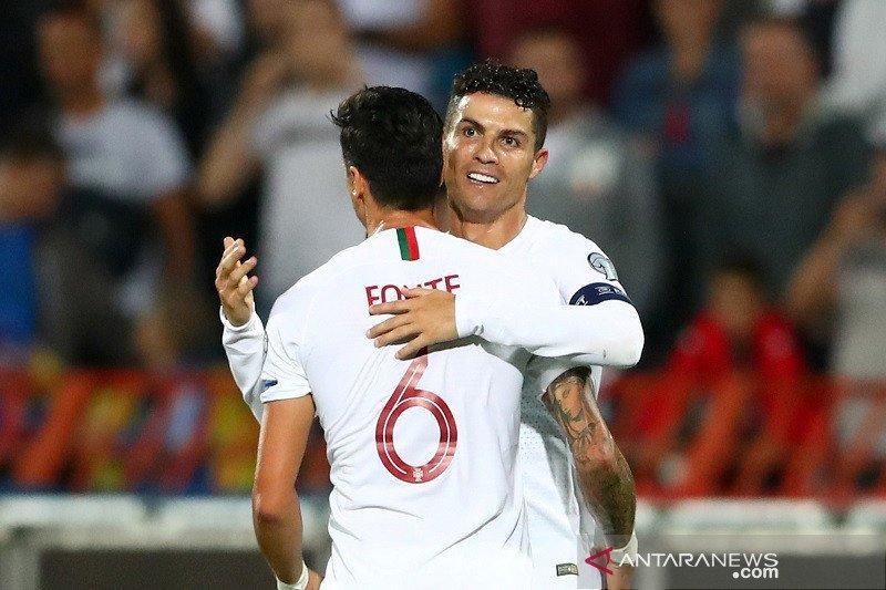 Portugal bukukan kemenangan perdana 4-2 atas Serbia