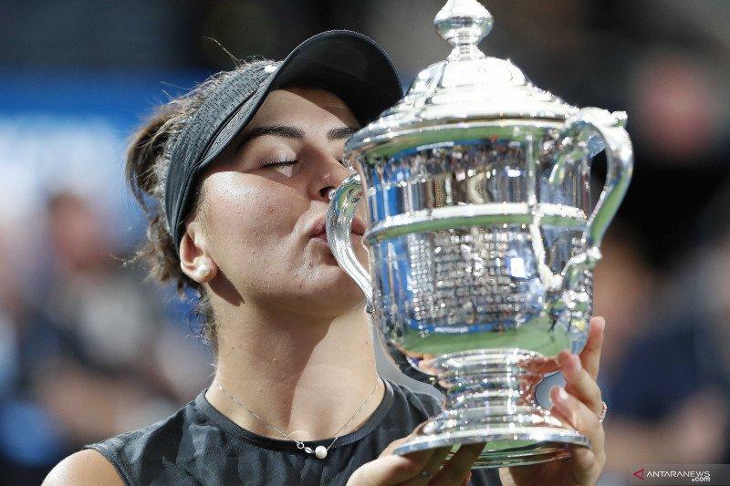 Bianca Andreescu gagal tampil di Pan Pacific Open