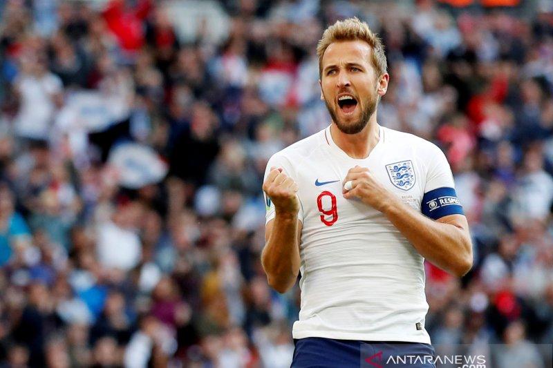 Kane ingin hengkang dari Tottenham demi trofi