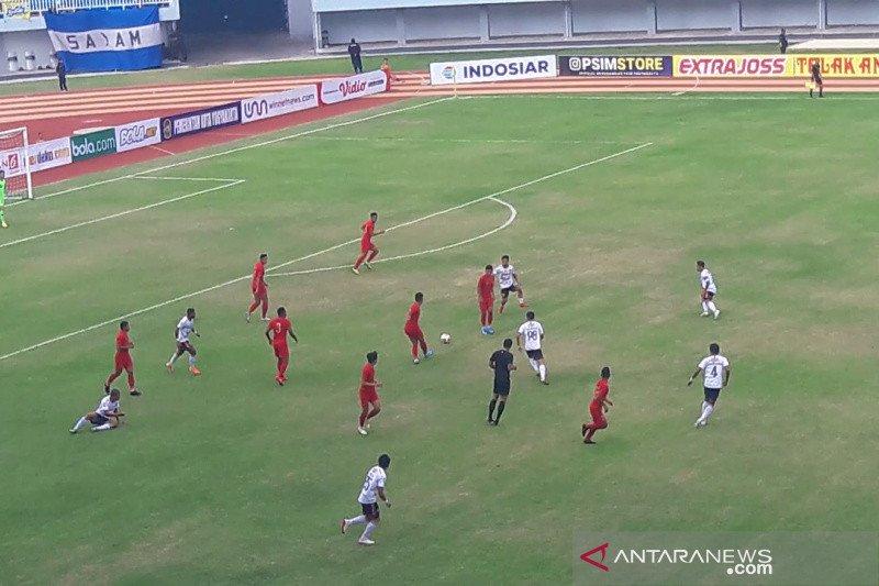 Timnas U-23 kalahkan Bali United 1-0 pada Trofeo HB X