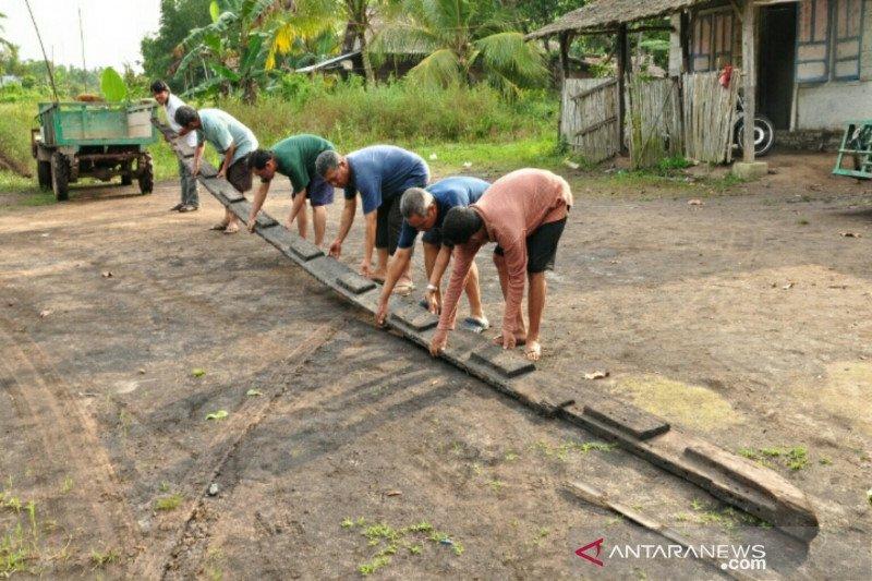 Arkeolog teliti penemuan perahu kuno di Pantai Timur Sumsel