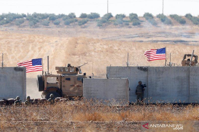 Tentara AS dipertahankan di wilayah Suriah, begini pendapat Presiden Bashar
