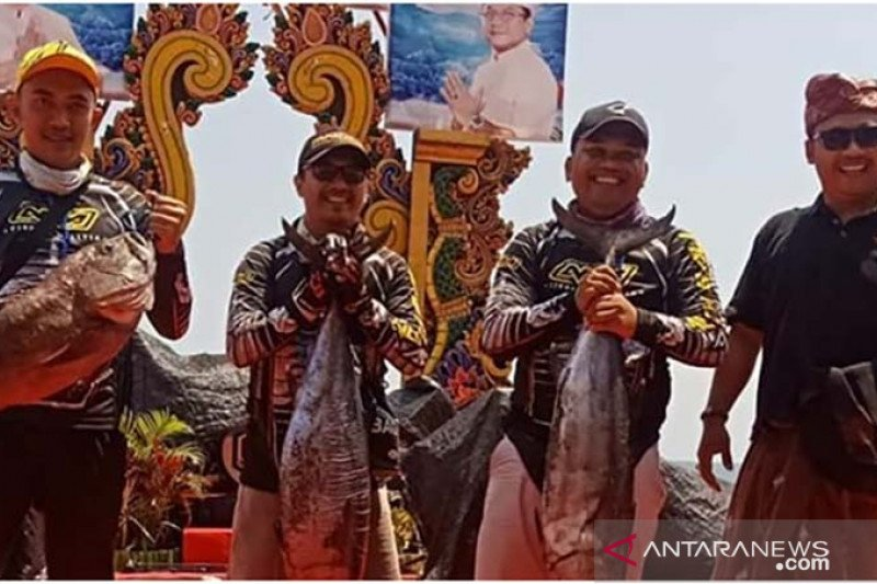 """""""Fishing competition"""" di Lovina-Bali jadi atraksi wisata bahari"""