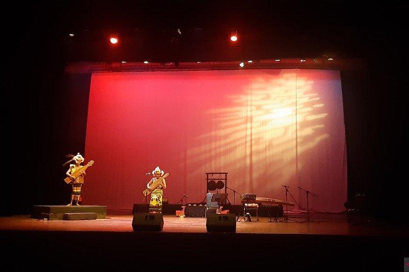 Musisi Tradisi Apresiasi Upaya Dkj Rawat Musik Nusantara Antara News