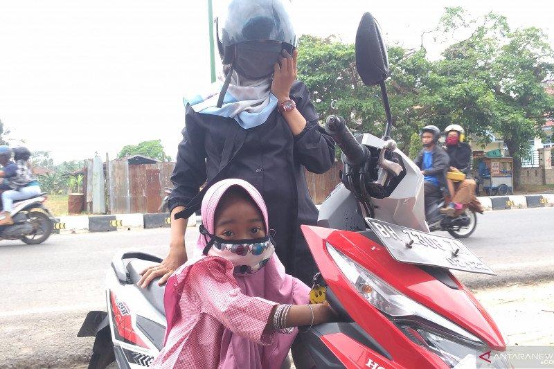 Pemkot Jambi liburkan anak sekolah menyusul kualitas udara pada kategori berbahaya