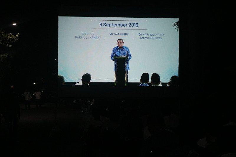 SBY mencermati melemahnya rasa persaudaraan beberapa tahun terakhir