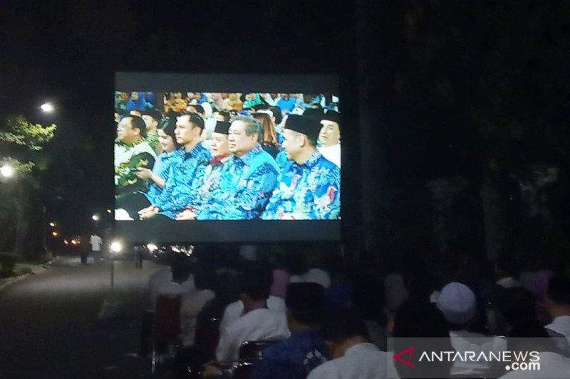 SBY curhat saat memperingati HUT-nya tanpa istri dan ibunda