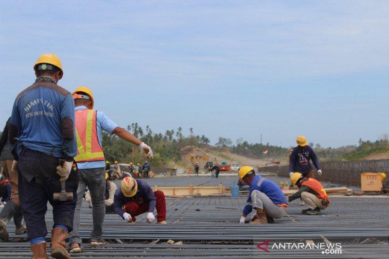 Gerbang tol Manado-Bitung dibangun pertengahan September
