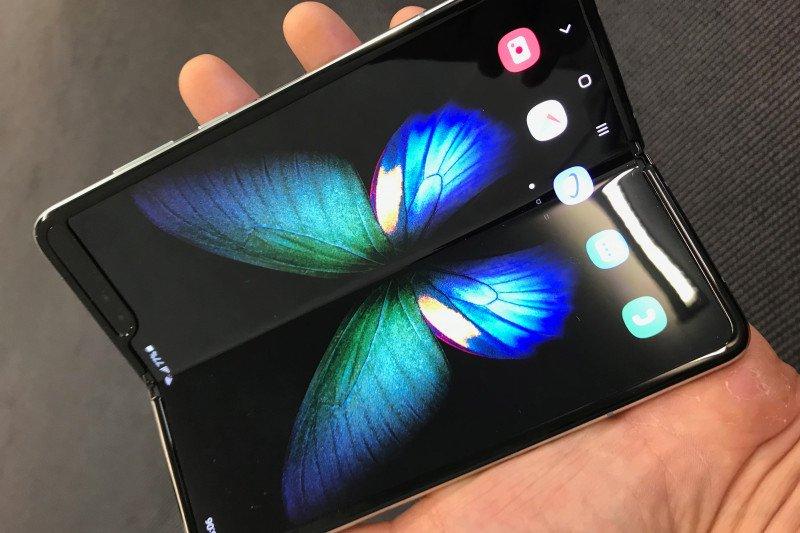 Gandeng Google, Samsung optimalkan aplikasi untuk Galaxy Fold