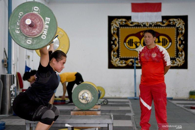 Lifter Indonesia siap berlaga di Kejuaraan Dunia di Thailand