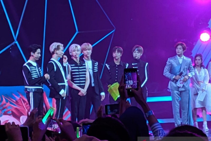 K-pop NCT Dream: Aku cinta Indonesia, mantuuul!