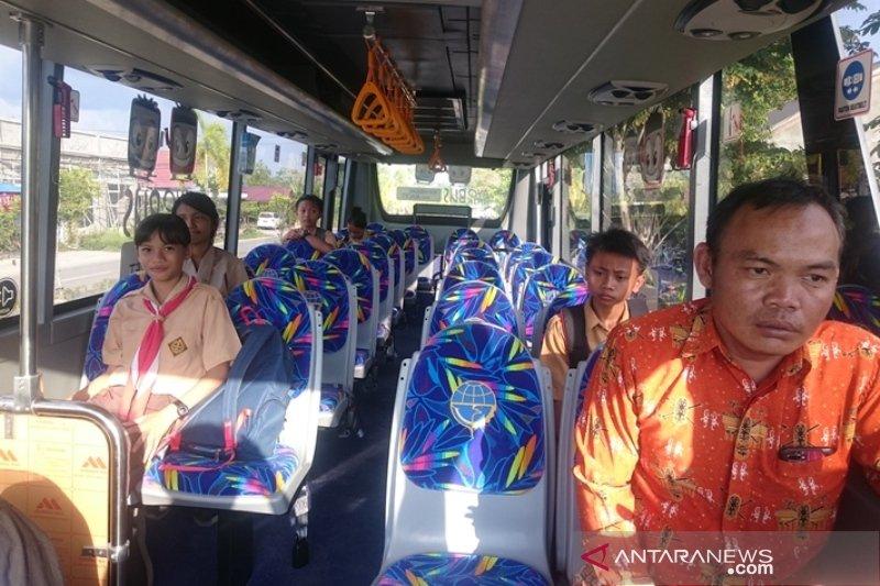 Dishub Gumas ajukan permohonan bantuan bus ke pemerintah pusat