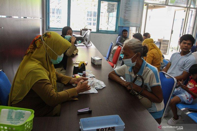Karhutla Riau - Asap semakin pekat empat mahasiswa UNRI dirawat ke RS