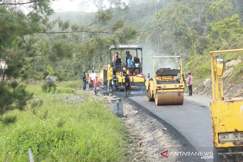 DPRD Jayawijaya minta Balai Jalan percepat penyelesaian pembangunan jalan