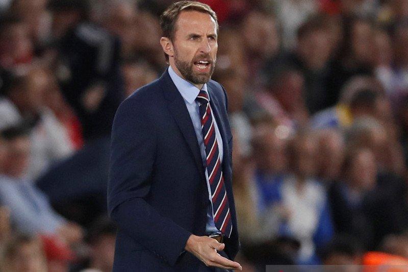 Pelatih Southgate ingin timnas Inggris kurangi kesalahan-kesalahan dasar