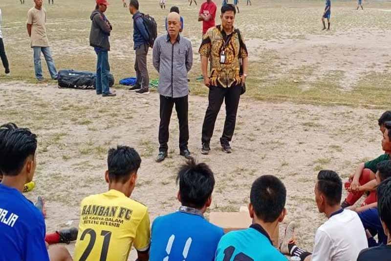 Anggota DPRD Kotim minta pemkab tingkatkan fasilitas olahraga