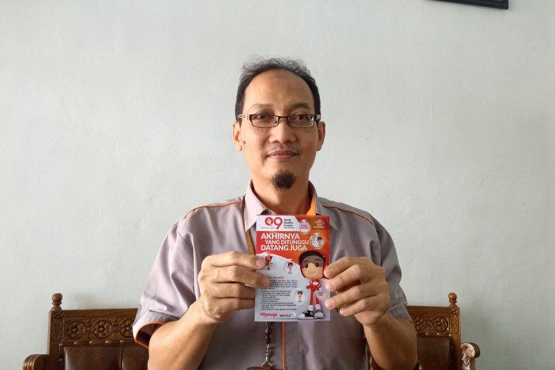 Kantor Pos Padang Luncurkan Jasa Pengiriman Sembilan Jam Sampai Antara Sumbar
