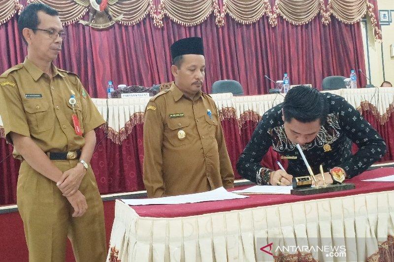 Pimpinan definitif DPRD Barito Timur diusulkan segera dilantik