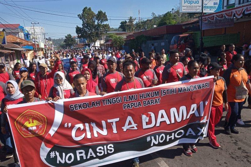 Pemprov belum terima laporan tentang kepulangan mahasiswa Papua Barat