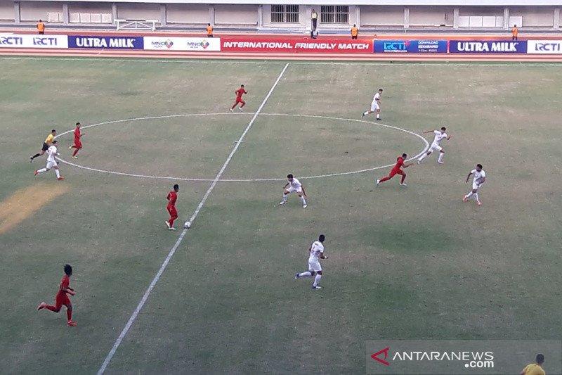 Timnas U-19 kalahkan Iran 1- 0