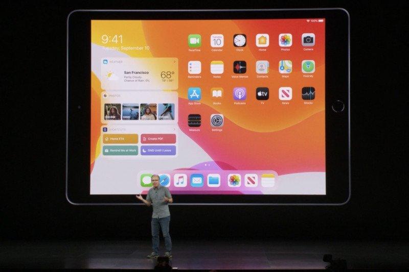 Apple luncurkan generasi terbaru iPad dengan harga lebih murah