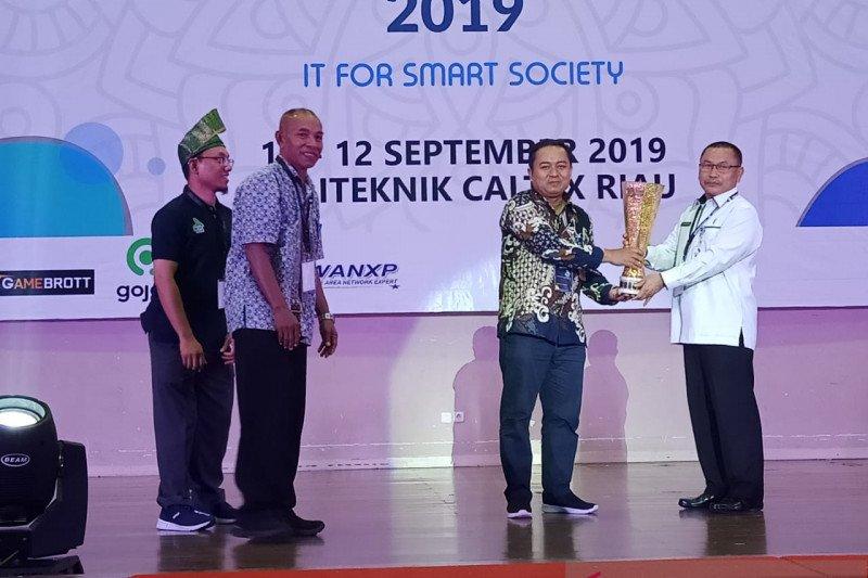 PCR ditandangi 21 Politeknik se Indonesia dalam kompetisi informatika