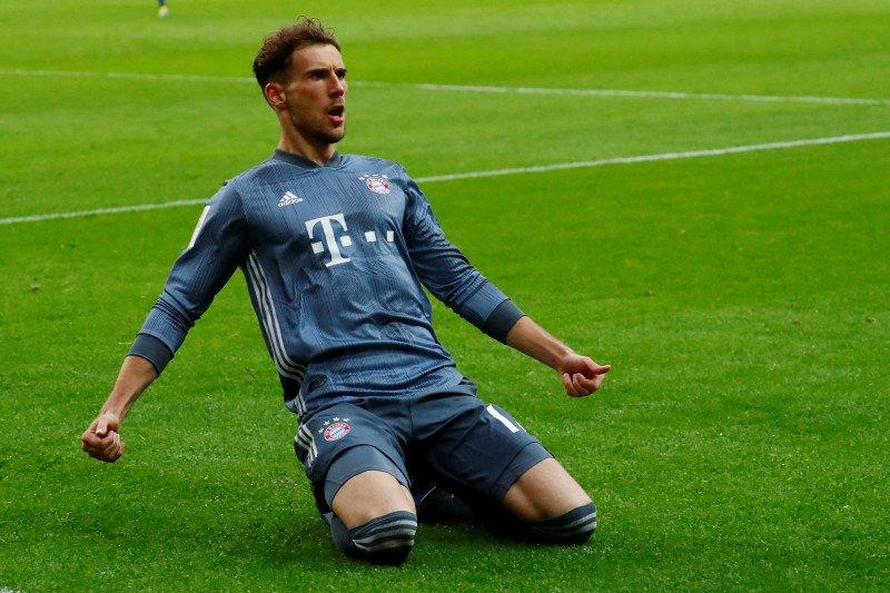 Goretzka absen bela Bayern hadapi Leipzig