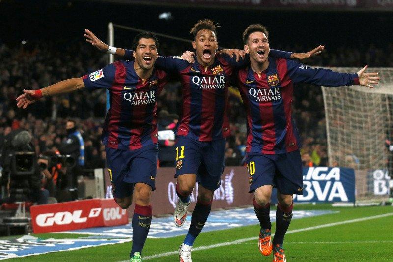 Messi mengaku senang jika Neymar kembali
